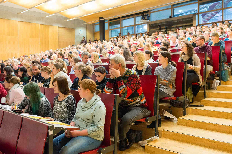 Auditorium - 14. Fachtagung des IVS