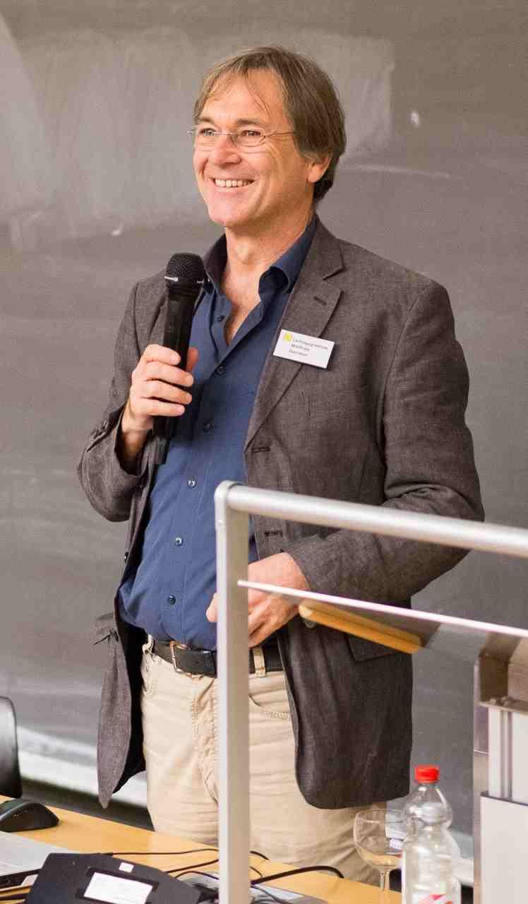 Dr. Wolfram Dorrmann
