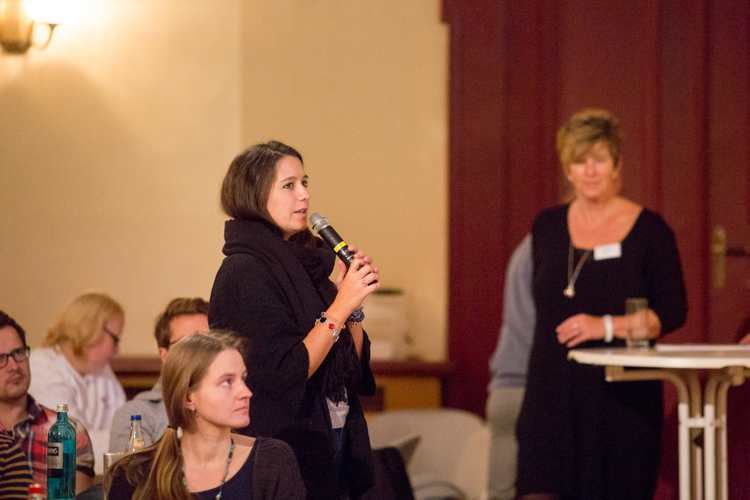 Fachtagung 2015 Diskussion