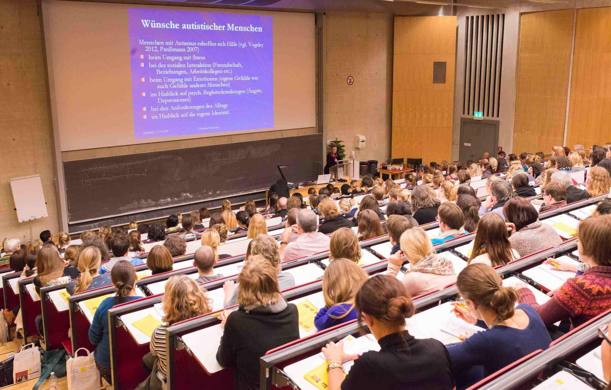 Auditorium Dr. med Preißmann