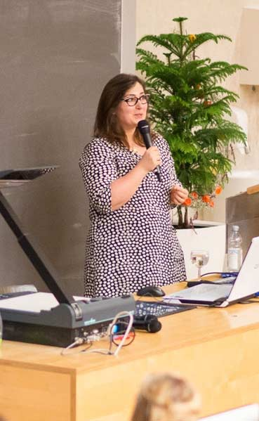Dr. rer. nat. Sarah Neef aus Stuttgart