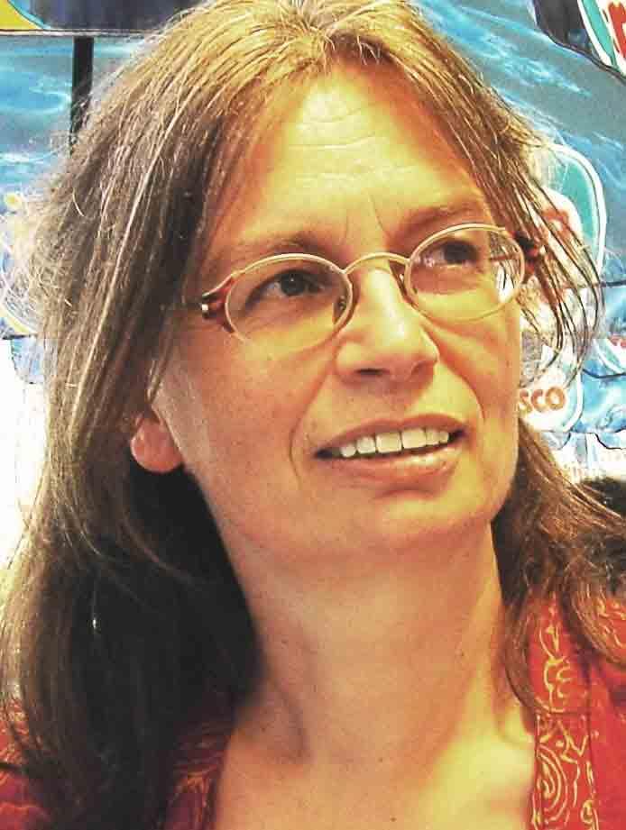 Birgit Steiner-Backhausen, Sonderpädagogin
