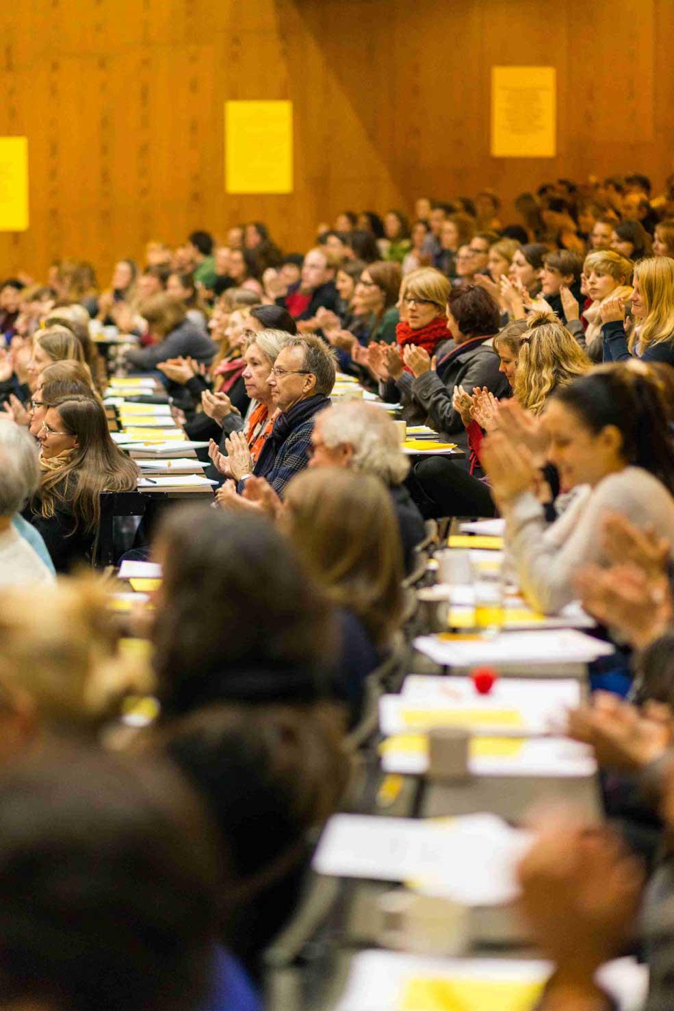 Fachtagung 2014 Auditorium Audimax