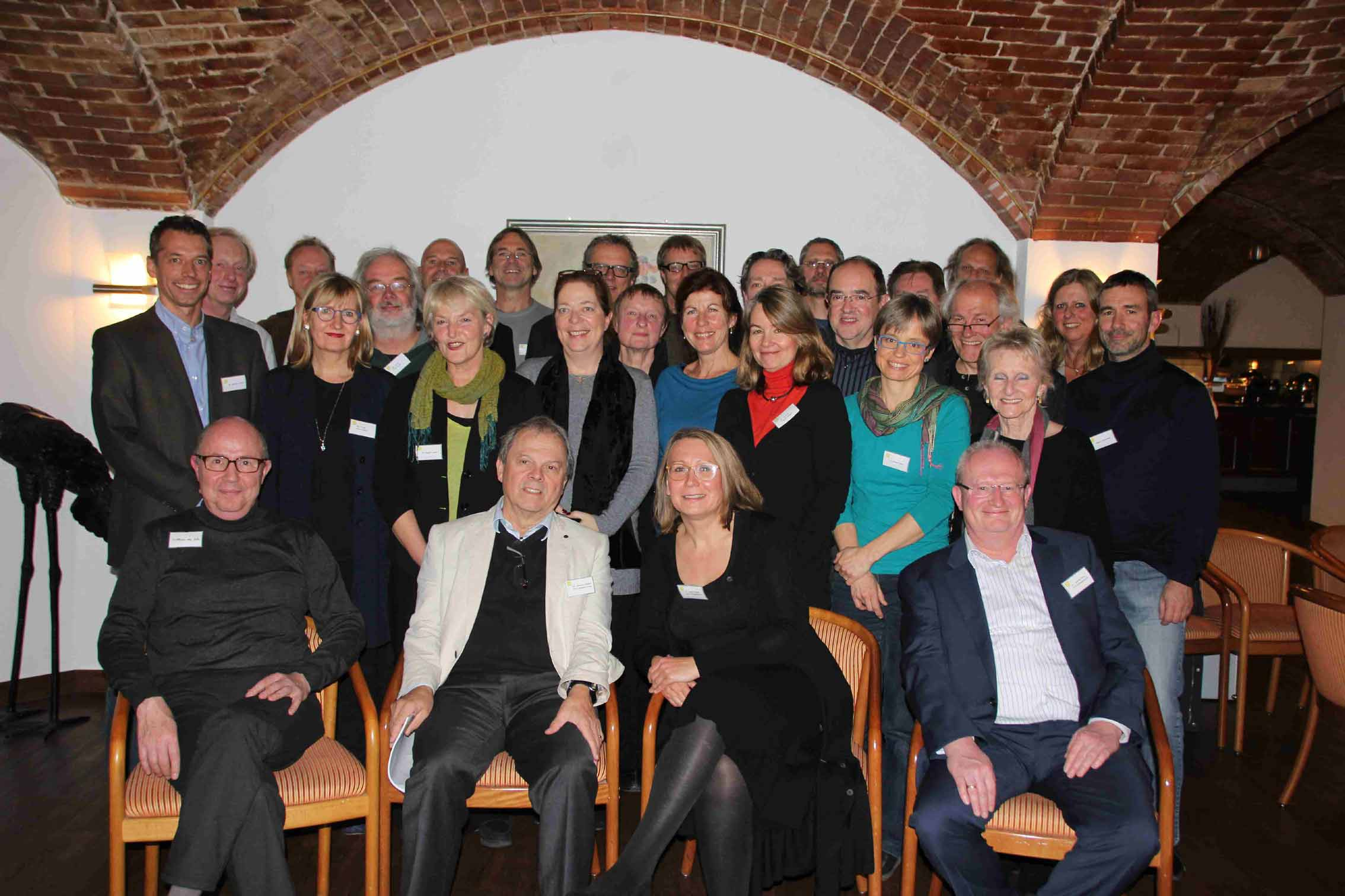 Fachtagung2014 ReferentenTreffen